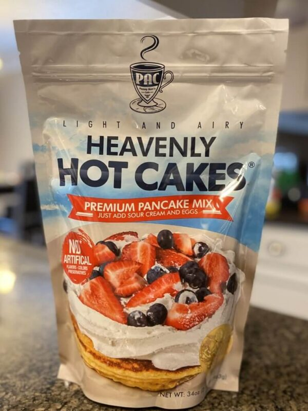 Heavenly Hotcakes Pancake Mix